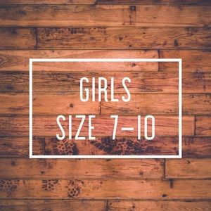 Girls clothes & shoes!
